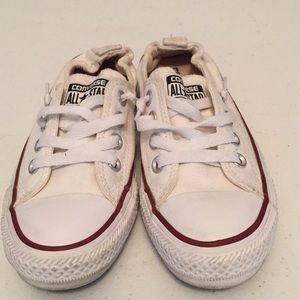 Converse all-star slip on sneakers